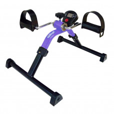 Pedal Exerciser with Digital Meter- Purple