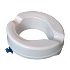 Senator ergonomically designed ABS plastic 2 raised toilet seat