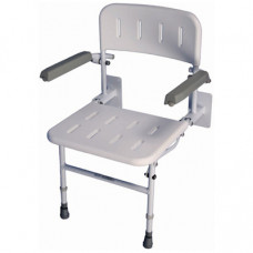 Solo Deluxe Shower Seat(No padding)