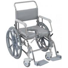 "Transaqua (TA5) Self Propelled Shower Commode Chair (19"")"