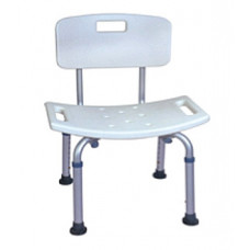 Aluminum quick release shower chair