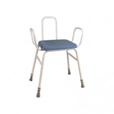 Astral Perching Stool Configuration with Arms and Plain Back)