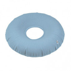 Inflatable Pressure Relief Ring Cushion - Blue
