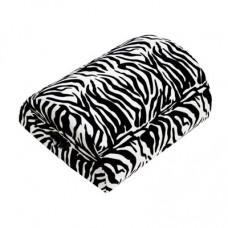 4-in-1 Cushion - Black/White Zebra