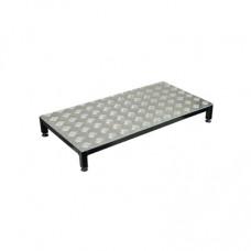 Lightweight Aluminium Half Step (Gross Weight (kg) 999.)