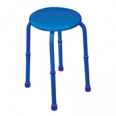 Multi-Purpose Adjustable Stool (Blue)