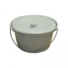 Bucket and Lid for Bewl Shower Commode Chair
