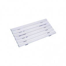 "Medina reinforced plastic shower board 660mm wide (26"")"
