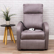 Daresbury Rise and Recline Chair Single Motor - Dove Grey - On Request