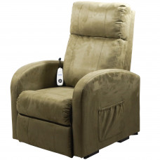 Daresbury Rise and Recline Chair Single Motor - Sage - On Request