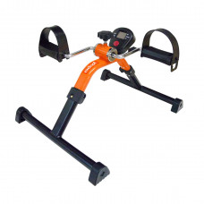 Pedal Exerciser with Digital Meter- Orange