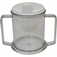 Two Handled Drinking Cup