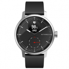 Withings Scanwatch Smart Watch 42mm (Color:Black)